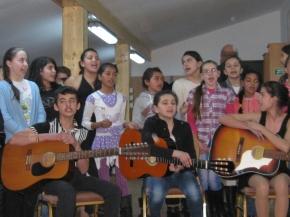 Grupul muzical din Rosia